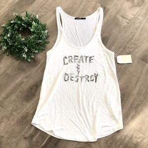 OBEY Create & Destroy Tank - NEW